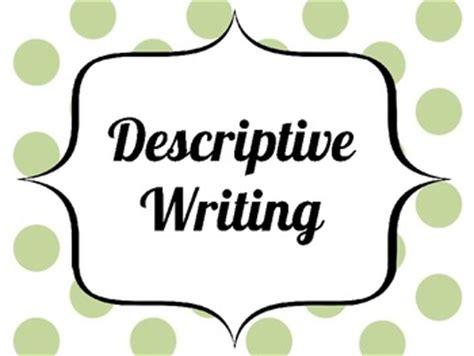 Descriptive essay on a picture